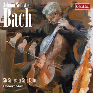 Cello Suite No. 3 in C Major, BWV 1009: VI. Gigue cover art