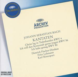 """Cantata """"Ich habe genug"""" BWV 82: 1. Aria: """"Ich habe genug, ich habe den Heiland"""""""