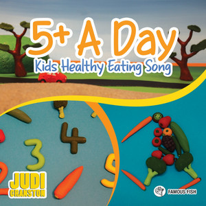 5+ A Day – Kids Healthy Eating Song