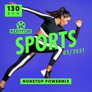 Kontor Sports - Nonstop Powermix, 2021.02