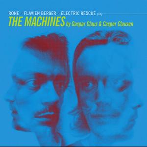 The Machine - Flavien Berger Contremachine Remix cover art