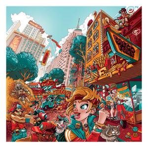 Starting Fires cover art
