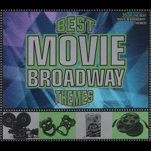 Best Movie Broadway Themes album