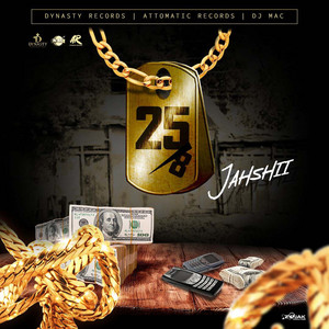 25/8 by Jahshii