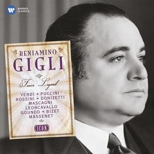 Icon: Beniamino Gigli album