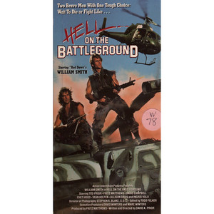 Hell on the Battleground (Original Motion Picture Soundtrack) album