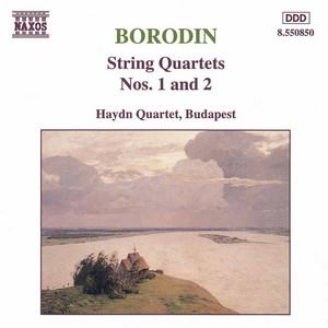 String Quartet No. 2 in D Major: III. Notturno: Andante by Alexander Borodin, Budapest Haydn Quartet