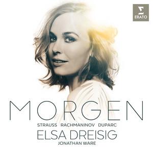 Strauss, Richard: 4 Lieder, Op. 27, TrV 170: IV. Morgen by Richard Strauss, Elsa Dreisig