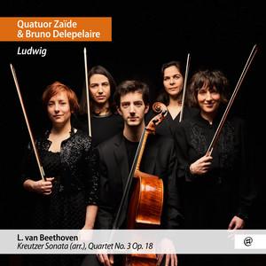Beethoven: Quartet No. 3, Op. 18