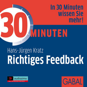 30 Minuten Richtiges Feedback Audiobook