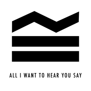 All I Want To Hear You Say cover art