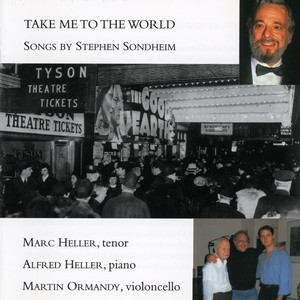 Take me to the world, Songs by Stephen Sondheim