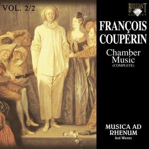 Les goûts-réunis, ou Nouveaux concerts, Sixième Concert: IV. Air de Diable. Tres viste cover art