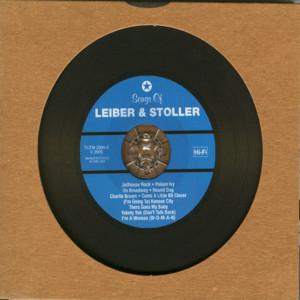 Songs Of Leiber & Stoller album