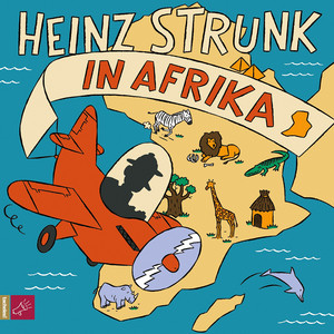 Heinz Strunk in Afrika Audiobook