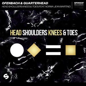 Ofenbach, Quarterhead, Norma Jean Martine - Head Shoulders Knees & Toes (feat. Norma Jean Martine)