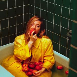 Motel 6...peaches in the bathtub