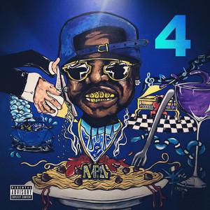 The Blue M&M 4 album