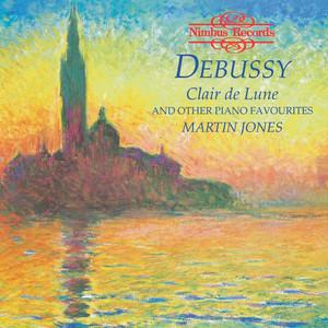 Clair de Lune, L. 32 by Claude Debussy, Martin Jones