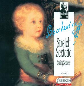 Boccherini, L.: Sextets - Op. 23, Nos. 1, 3, 4, 6