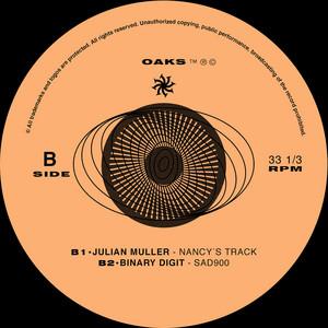 Nancy's Track by Julian Muller