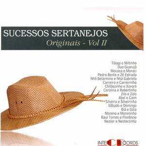 Sucessos Sertanejos Originais, Vol. 2
