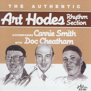 The Authenetic Art Hodes Rhythm Section album