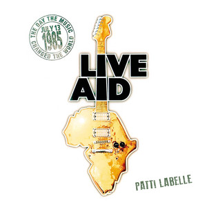 Patti Labelle at Live Aid (Live at John F. Kennedy Stadium, 13th July 1985)