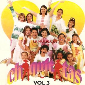 La Música de Chiquititas, Vol. 3