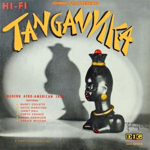 Johnny Otis Presents Tanganyika album