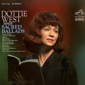 Sings Sacred Ballads album