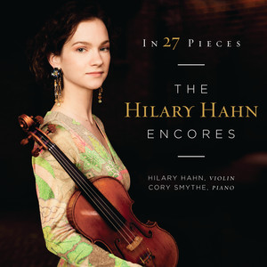 Speak, Memory by Lera Auerbach, Hilary Hahn, Cory Smythe