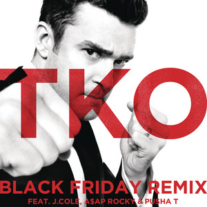 TKO (feat. J. Cole, A$AP Rocky & Pusha T) [Black Friday Remix]