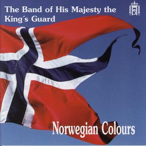 Norge I Rødt Hvitt Og Blått