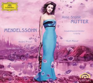 Lieder ohne Worte, Op. 62: 6. Frühlingslied (Arr. for Violin and Piano by Fritz Kreisler) by Felix Mendelssohn, Anne-Sophie Mutter, André Previn