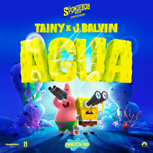 "Agua (with J Balvin) [Music From ""Sponge On The Run"" Movie]"