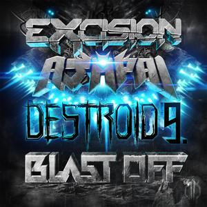 Destroid 9 Blast Off