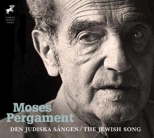 Den judiska sången (The Jewish Song): Ariel cover art
