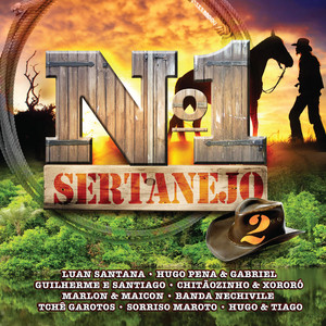 Nº1 Sertanejo Vol. 2