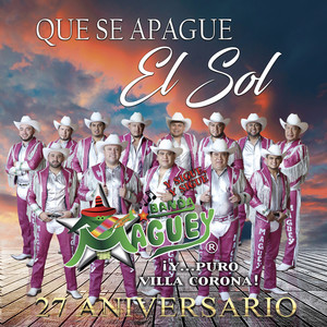 Que Se Apague el Sol album