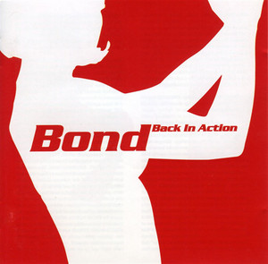 James Bond - Back In Action - Music Performed By The City Of Prague Philharmonic With Nic Raine album