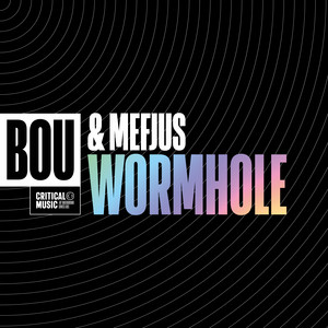 Wormhole cover art