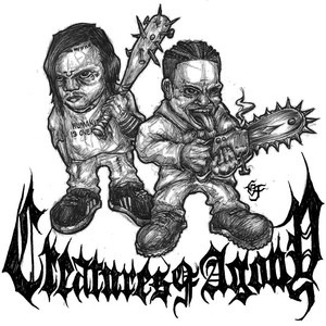 Creatures of Agony EP