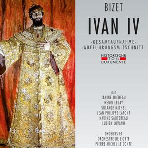 Ivan IV, WD 12, erster Akt: Poisons mes soeurs by Orchestre National de l'O.R.T.F., Pierre Michel Leconte, Choro National De L'ORTF
