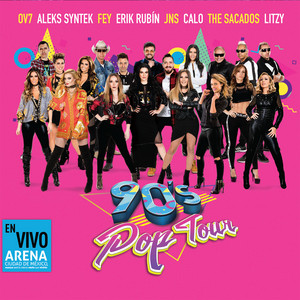 90's Pop Tour (En Vivo) [Deluxe Edition] album