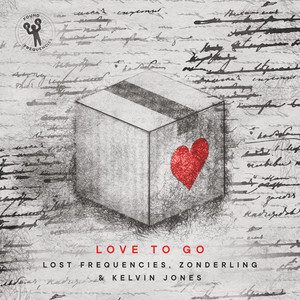 Lost Frequencies, Zonderling, Kelvin Jones - Love To Go