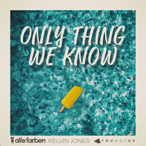 Key Bpm For Only Thing We Know By Alle Farben Younotus