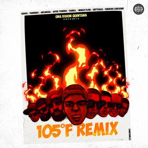 105 F Remix cover art