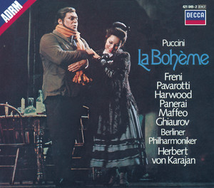 Puccini: La Bohème Audiobook