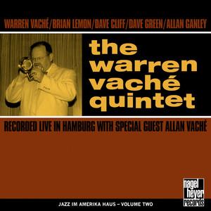The Warren Vaché Quintet (Recorded Live in Hamburg) album